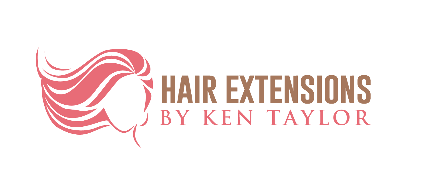 business logo hair pink